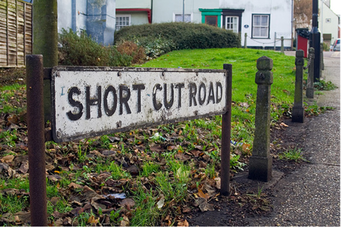 Short Cut Road
