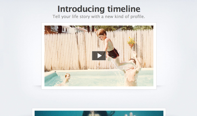 Facebook Timeline yuck