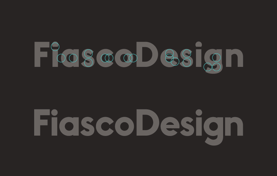 Fiasco Design typelogo