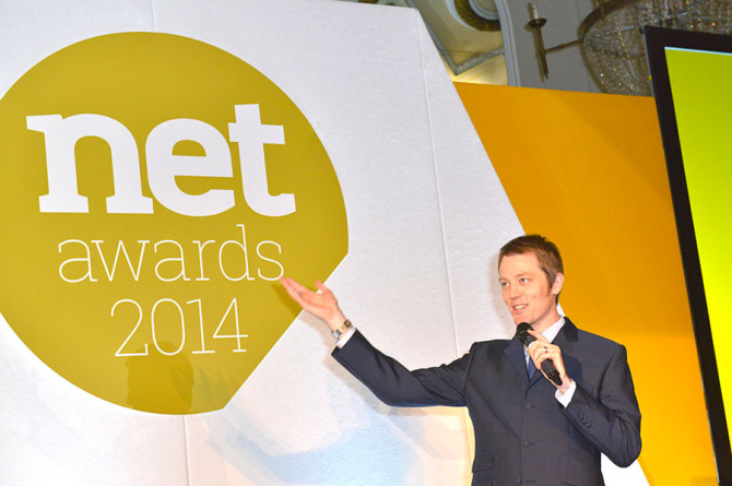 net awards 2014