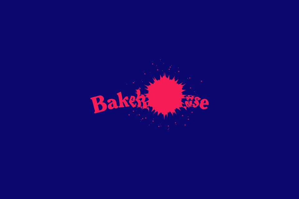 animated bakehouse logo – explosion version – by fiasco design