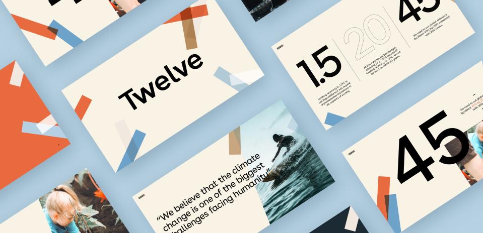 Twelve Sustainability